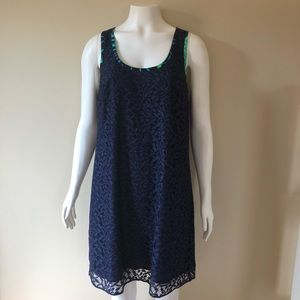 Lily Pulitzer Navy Blue Dress